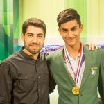 HITEC PLAYER Hassan ShereenGold Medalist U-13 Asia Youth cup Football 2015